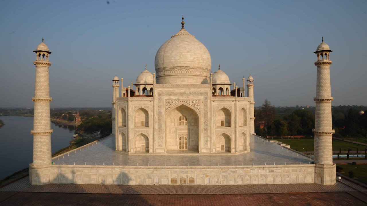 Taj Mahal Agra  History How to Reach Timings  Online Ticket Booking