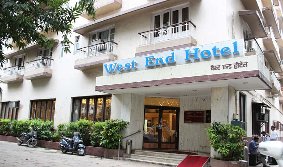 West End Hotel Mumbai Book This Hotel At The Best Price