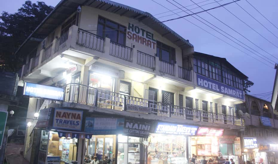 Hotel Samrat Nainital Book This Hotel At The Best Price