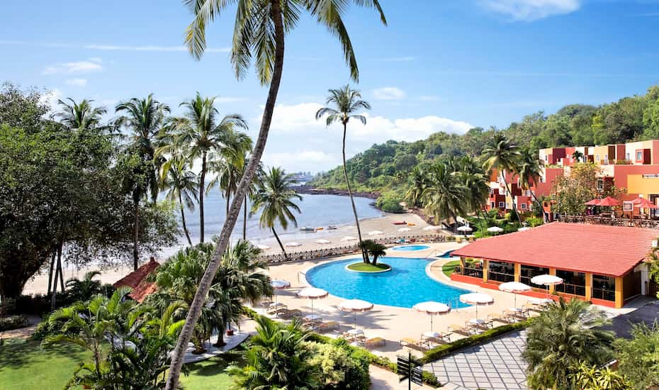 Cidade De Goa Goa Book This Hotel At The Best Price Only