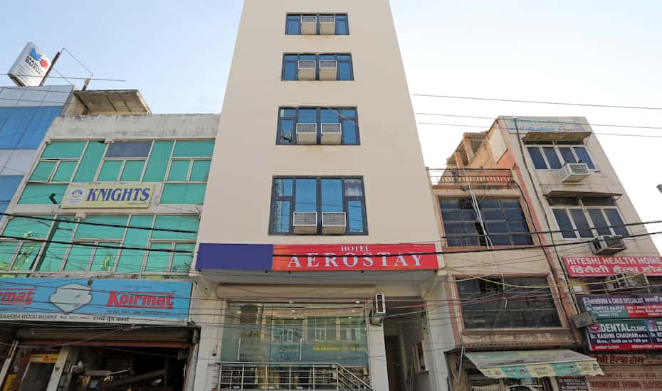 Hotel Aero Stay New Delhi Book This Hotel At The Best