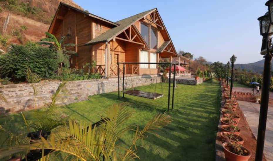 Wooden Villa Stay Lonavala Book This Hotel At The Best