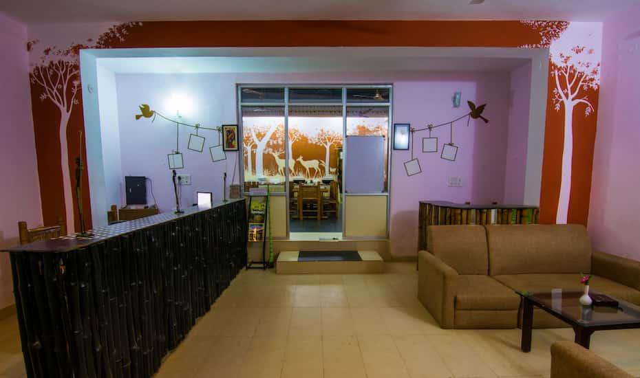 V Resorts Kousalya Kanha Kanha Book This Hotel At The