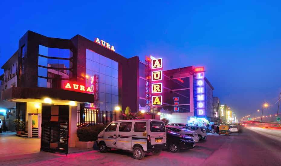 Hotel Aura Airport New Delhi Book This Hotel At The