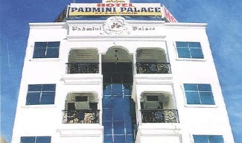 Hotel Padmini Palace Jaipur Book This Hotel At The Best