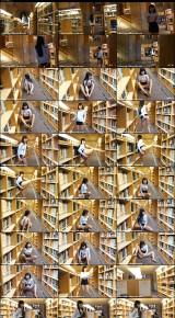 Littlesubgirl – Busy Public Library Fuck, Anal, Squirt (2018/Manyvids.com/FullHD)