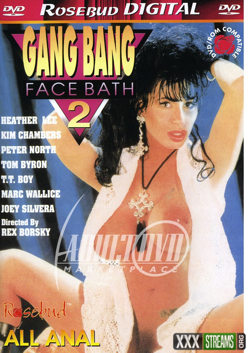 Gang Bang Face Bath 2