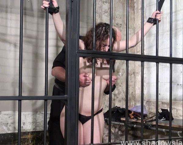 Slavegirl Beauvoir – Prison camp 4 – Solitary (ShadowSlaves)