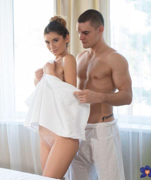 Candice Demellza – Natural Romanian has erotic massage (2018/MassageRooms.com/SexyHub.com/FullHD)