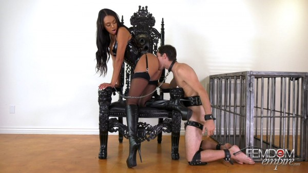 Bethany Benz – Amazon Ass Addict (2018/FemdomEmpire.com/FullHD)