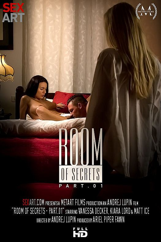 Kiara Lord, Vanessa Decker – Room Of Secret Part 1 (SexArt / MetArt)