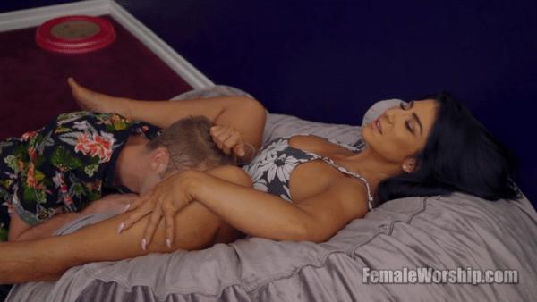 Raven Hart – I Like Your Plan (2018/FemaleWorship.com/FullHD)
