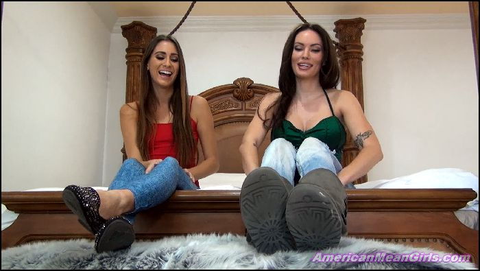 The Mean Girls Sweaty Uggs And Flats (iwantclips)