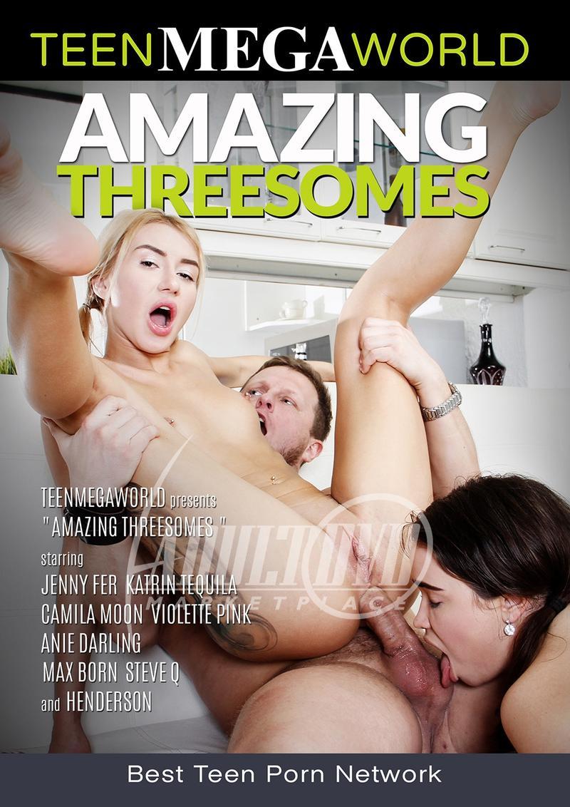 Amazing Threesomes (2019)