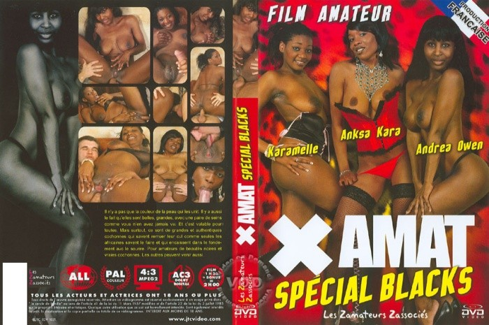 X Amat Special Blacks