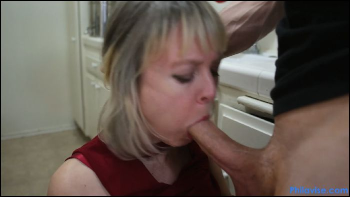 Philavise – Mom has her way while dad's away – manyvids