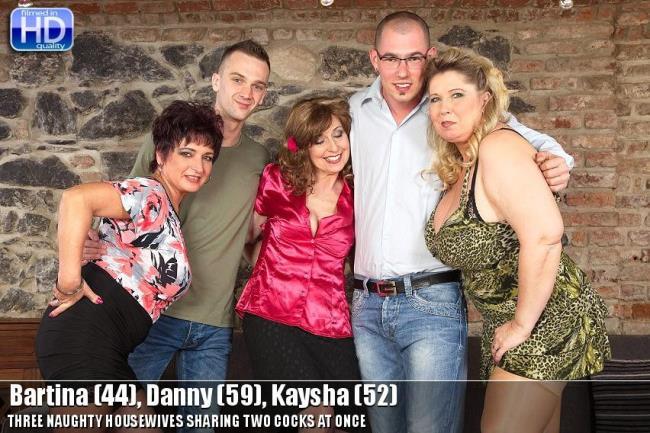 Bartina, Danny, Kaysha – mat-profgroup008 (Mature.nl 2019 SD)