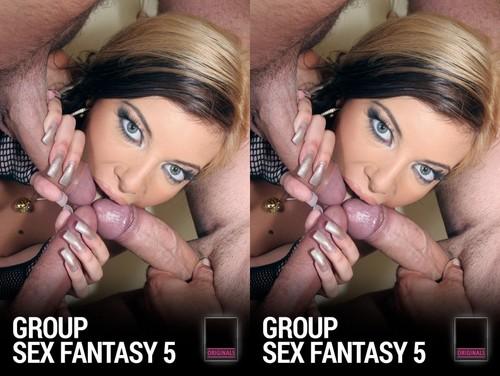 Group Sex Fantasy 5 (2019)