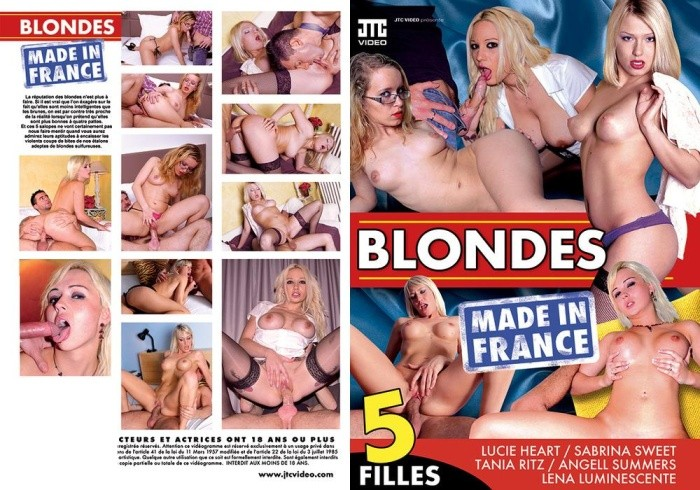 Blondes Made In France