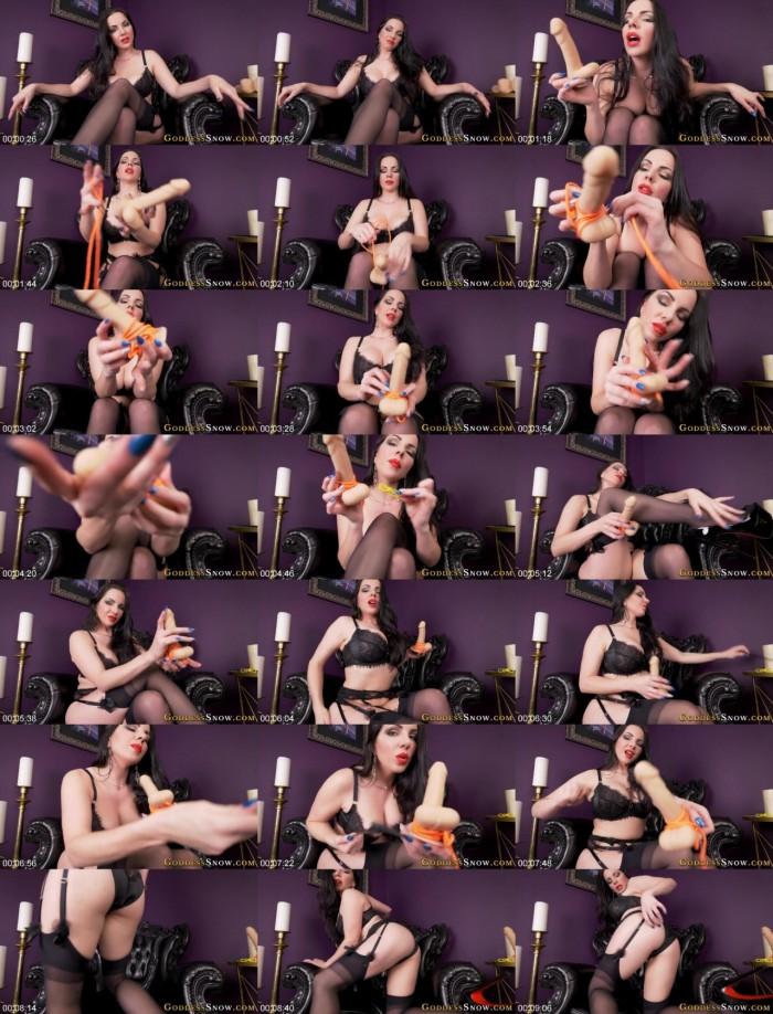 Goddess Alexandra Snow – Putting Your Dick Through Its Paces