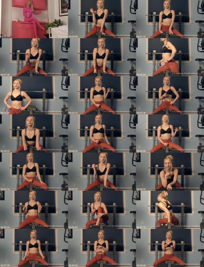 Mandy Marx – Your workout reward