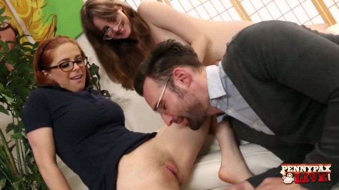 PennyPaxLive – Jay Taylor – Foreign Exchange Student Gets Lucky[480p]