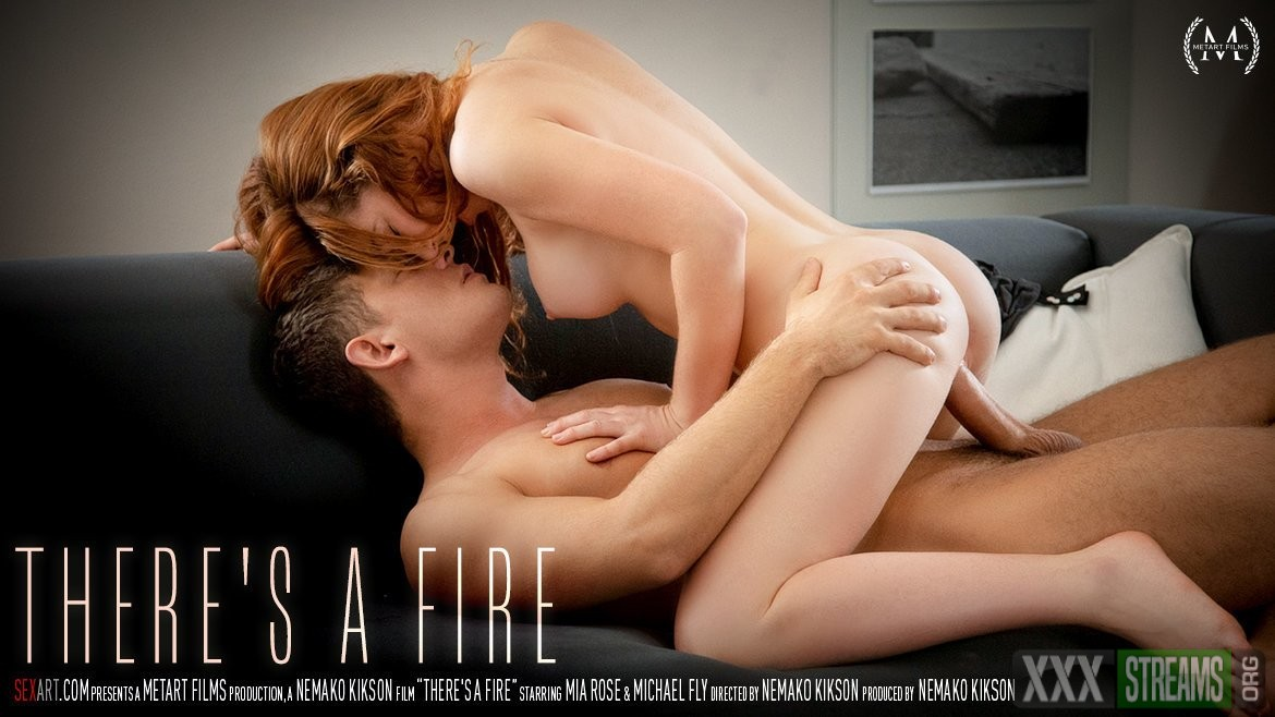 [SexArt.com | MetArt.com] Mia Rose – There's A Fire (2020)
