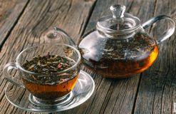 شاي الزنجبيل ببذور الشمر: