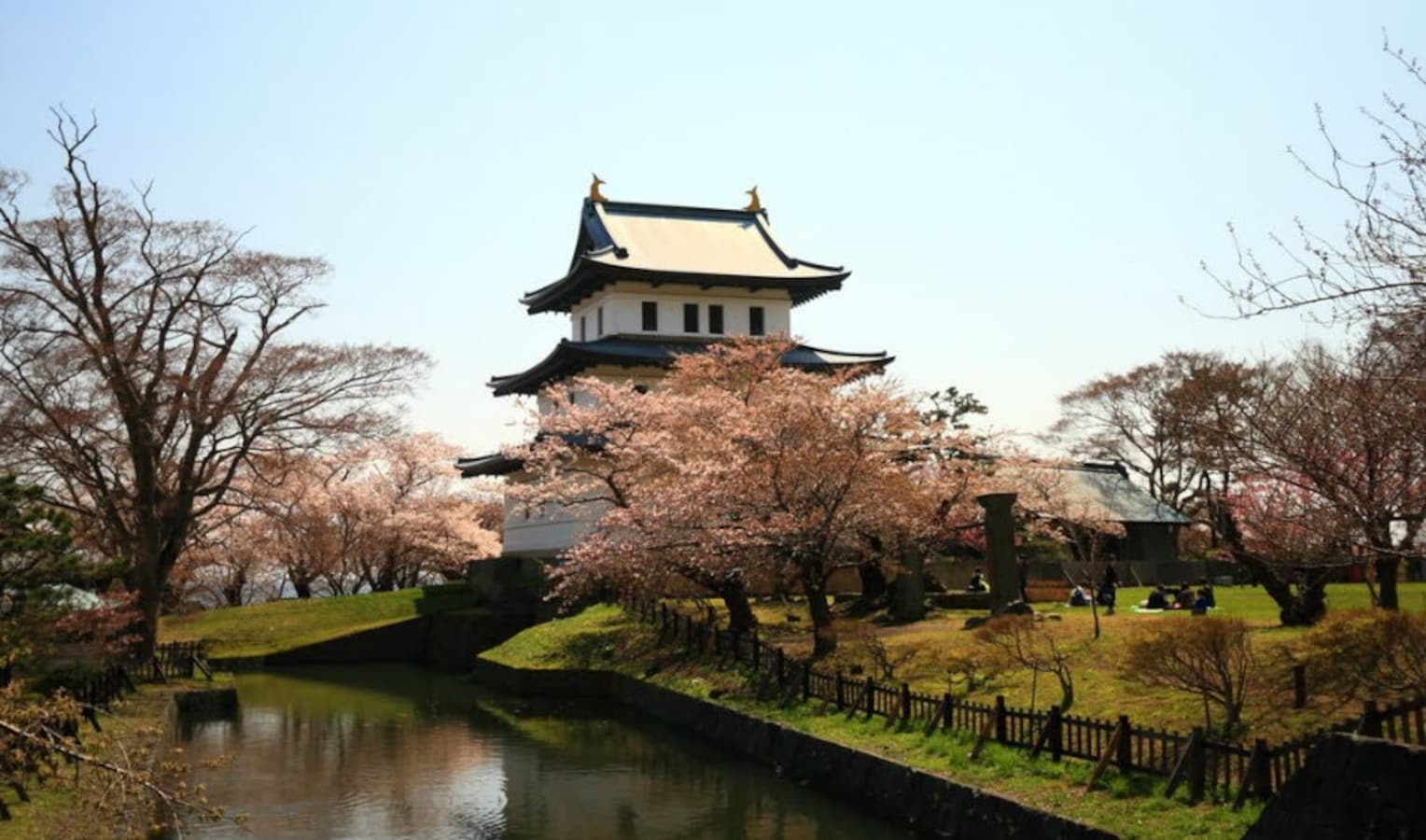 The 4 Forts  Castles of Hokkaido  All About Japan