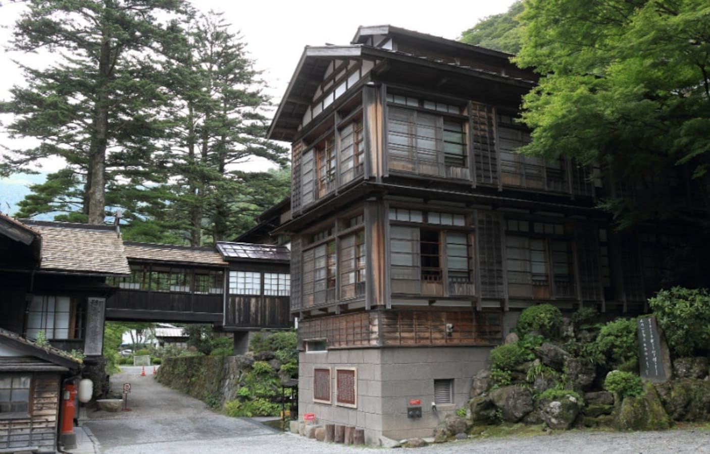 The Three Oldest Hotels In The World All About Japan
