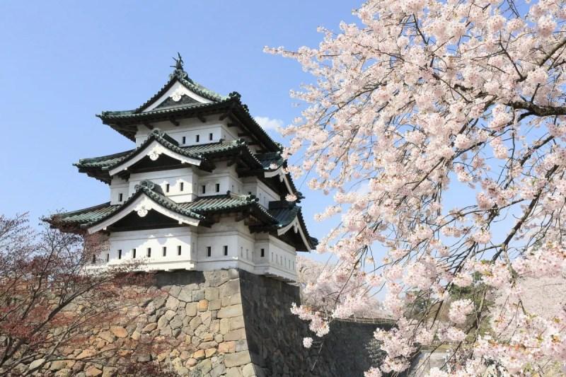11. Hirosaki (Aomori)