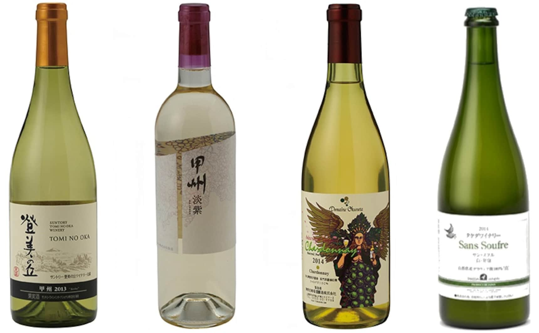 4 Japanese Wines from The Wonder 500  All About Japan