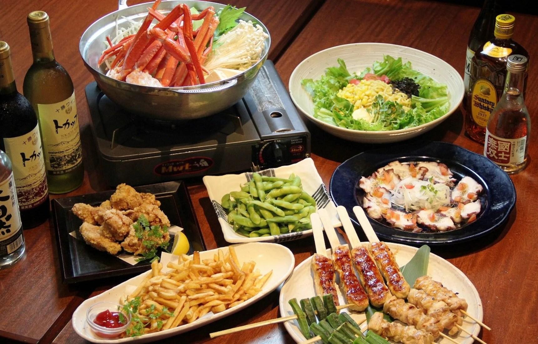 Top 5 Osaka Izakaya  All About Japan