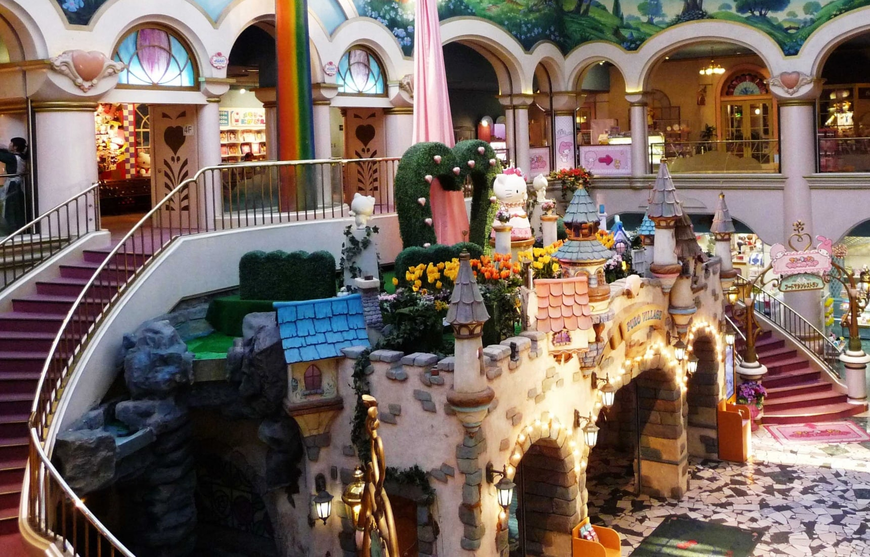 Top 4 Theme Parks in Tokyo  All About Japan