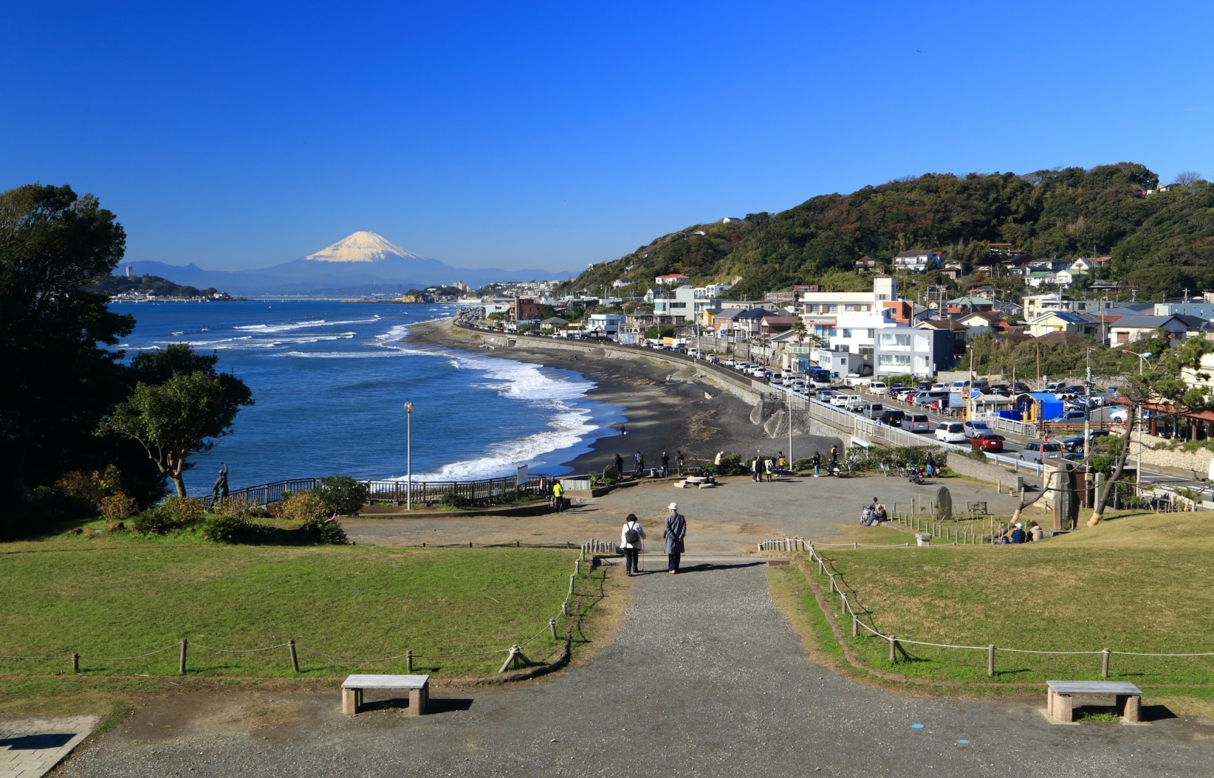 Enoshima The Perfect Beach Escape from Tokyo  All About