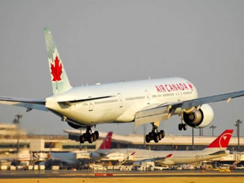 カナダへのフライトルート早分かり、カナダ航空券 [カナダ] All About