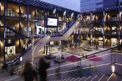 おしゃれでレトロな複合商業施設「新風館」 [京都の観光・旅行] All About
