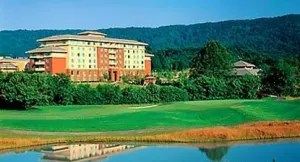 Hotel Holiday Inn Express Suites Kingsport Meadowview I 26