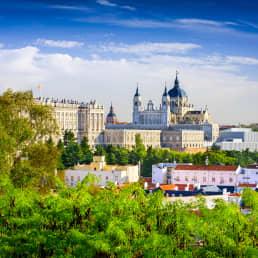 Hoteles Madrid  Encuentra y compara ofertas excelentes en