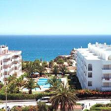 Hotel Armacao De Pera Di Dekat Praia De Armacao De Pera