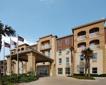 Hotel Holiday Inn Express Suites Corpus Christi N Padre