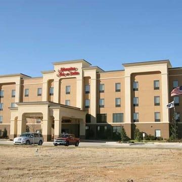 Hotel Hotel Hampton Inn Suites Durant Durant Trivago Com