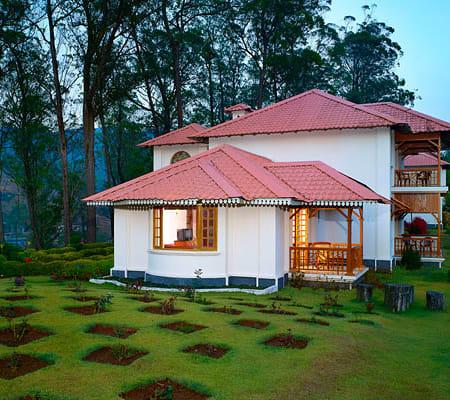 Bed Breakfast Eagle Mountain Resort Munnar Devikulam