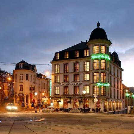 Hotel La Porte De France Bouillon Trivago Com
