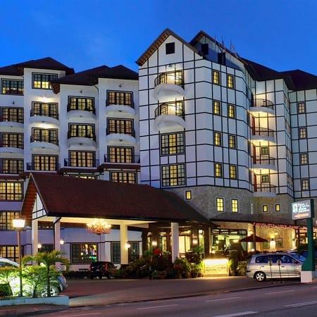 Hotel Cameron Highlands Homestay Tanah