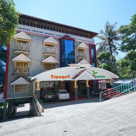 Hotel Le Murian Heritage Cumbam Theni Ar Trivago Com