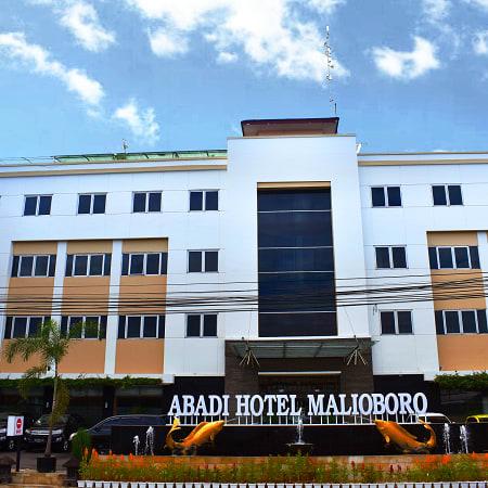 Hotel Abadi Hotel Malioboro Yogyakarta By Tritama