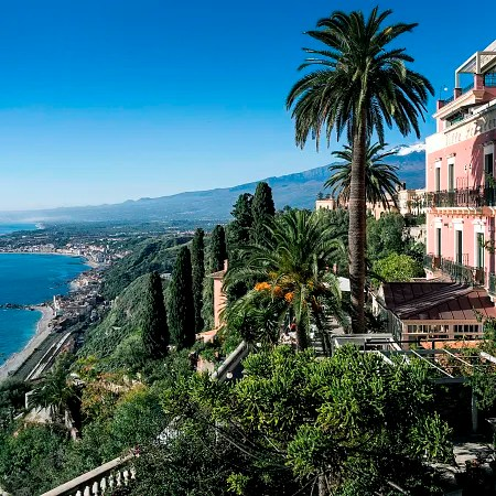 Hotel Hotel Villa Schuler Taormina Trivago Co Uk