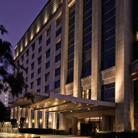 Hotel Hotel Srm Central Park Chennai Trivago In