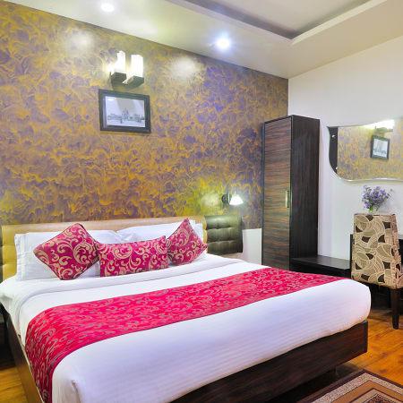 Hotel Hotel Central Park 17 Chandigarh Trivago In